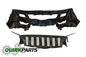 2014 2018 Jeep Cherokee Front End Cover Bra Protector Oem New Mopar Genuine