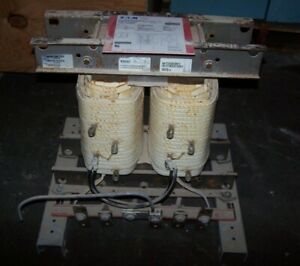 Eaton 25 Kva Distribution Transformer 240x480 Hv 120 240lv T20p11s25mee 1 Phase