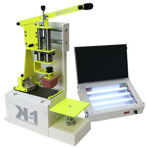 Pad Printing Machine Uv Exposure Unit Starter Kit Pad Printer