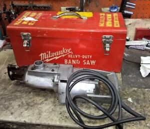 Milwaukee Rotary Hammer Drill Model 5300 W Case Bits Adapters