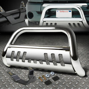 For 2011 2016 Ford Explorer 3 Bull Bar License Plate Relocation Kit Brackets