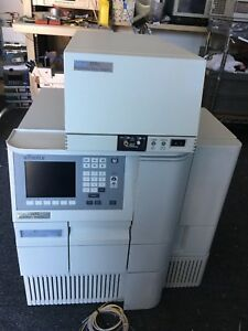 Waters 2695 With Column Heater Waters 2996 Dad Hplc System 1100 1200 2795