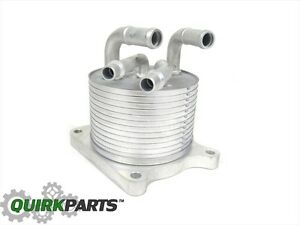Jeep Patriot Compass Dodge Caliber Transmission Auxiliary Oil Cooler Line Mopar