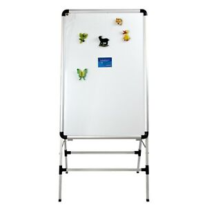 Zhidian Magnetic White Board Bulletin Dry Erase Boards 3624 Inches Alumin New