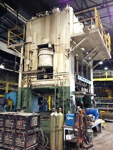 1 200 Ton Capacity Usi Clearing Straight Side Press For Sale