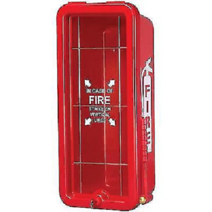 Red Cato Chief Cabinet For 2 1 2 Or 5 Fire Extinguisher Fc5r