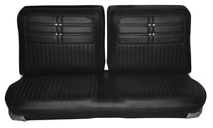 1963 Impala Coupe Front Bench Seat Upholstery In Your Choice Of Oem Color