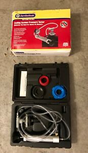 Napa Service Tools Vehicle Cooling System Pressure Tester 3582