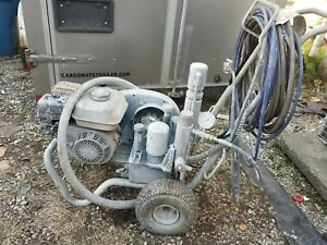 Graco Gh230 Gas Powered Paint Sprayer electric Motor Included