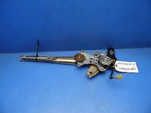 86 89 Toyota Celica St162 Oem Left Driver Side Power Window Motor