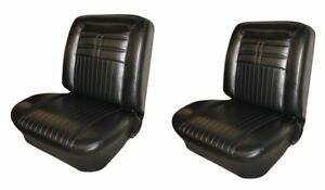 1963 Impala Ss Front Bucket Seat Upholstery In Your Choice Of Oem Color
