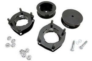 Rough Country 2 Lift Kit 05 10 Jeep Wk Grand Cherokee 06 10 Xk Commander 664