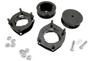 Rough Country 2 Lift Kit 05 10 Jeep Wk Grand Cherokee06 10 Xk Commander 664 Fits Jeep Commander