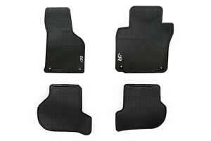 New Vw Volkswagen Jetta R32 Gli Gti Monster Rubber All Weather Floor Mats Oem