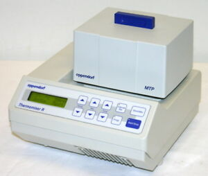 Eppendorf Thermomixer R Dry Block Heating And Cooling Shaker Model 5355
