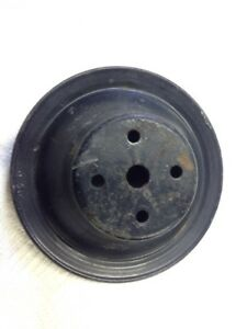 Chevy C10 Water Pump Pulley 69 Gmc C2500 C20 K10 K20 3927797a