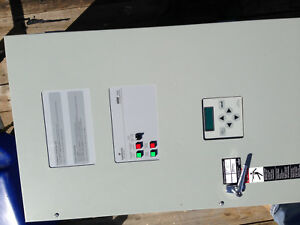 Automatic Transfer Switch Asco Series 7000 240v 260a 50 60hz 3ph