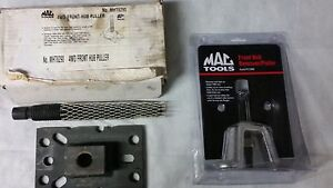 Mac Tools Front Hub Pullers 4 X 4 And Fwd