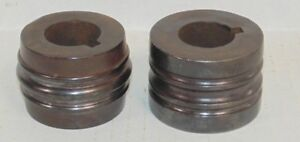 Rotary Sheet Metal Roller Dies 1 1 16 Bore Blacksmith Tinsmith