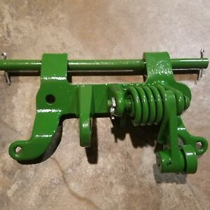 John Deere 14t Baler Upper Hay Dog Support And Arm Roller Assembly