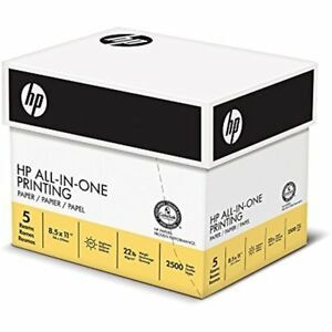 Sale Hp Paper All In One Printing Poly Wrap 22lb 8 5 X 11 Letter 96 Bright