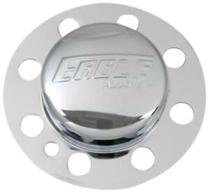 Eagle Alloy Stainless Steel Wheel Rim Center Cap Acc 3108 09 Front Dually 8 Lug