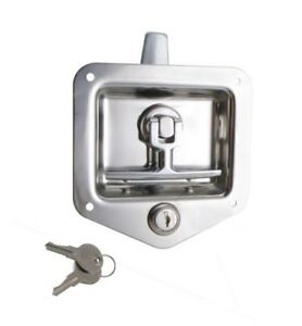 Stainless Steel Locking T Handle Latch For Tool Boxes L4080