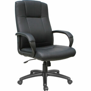 High back Pu Leather Executive Office Chair bifma