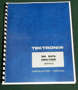 Tektronix 314 Service Manual W 11 x17 Foldouts Protective Covers