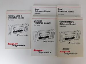 Snap On Diagnostics Scanner Mt2500 Manuals Generic Obd Ii Jeep Chrysler Gm Ford
