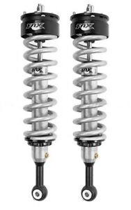 Fox Shocks 2 0 Coil Overs Pair 0 2 Lift Front 09 13 Ford F150 4wd 985 02 006