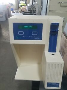 Advanced Instruments 3300 Micro Osmometer Freezing Point Lab Analyzer Osmolality