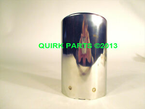2003 2004 Nissan Maxima Chrome Rear Exhaust Diffuser Tip Genuine Oem New