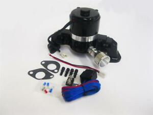 Big Block Ford Electric Water Pump High Volume Hv Black Bbf 429 460 Relay Kit