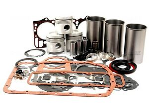 Engine Overhaul Kit Fits Ford 4000 Pre Force Tractors