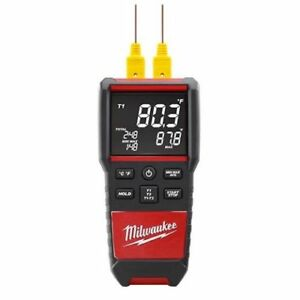 Milwaukee 2270 20 328 To 2500 Degrees Fahrenheit Contact Temperature Meter New