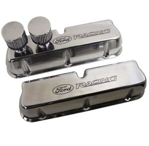 Ford Racing M 6582 Ct2 Circle Track Valve Covers 289 302 351w Sbf Small Block