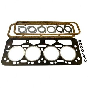 Head Gasket Set Fits Leyland 344 384 Tractors