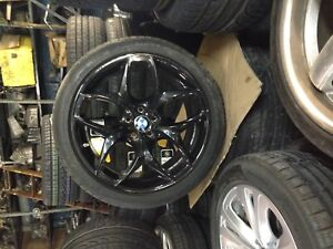 Oem Bmw Rims And Tires
