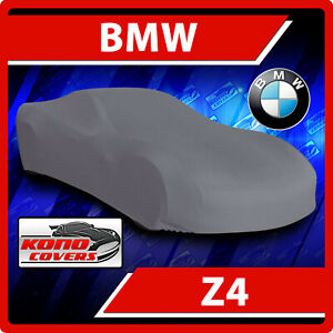 Bmw Z4 Car Cover Ultimate Full Custom Fit All Weather Protection Fits Bmw