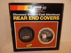 Nos Mr Gasket 12 Bolt Rear End Cover Chevy Gm Mint Vintage Rare Diff