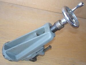 Near Mint Atlas Craftsman M6 501 Lathe Milling Attachment 6 101 Machinist Tool