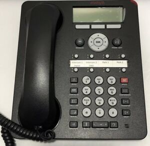 Avaya Digital Business Ip Phone black 1408d02a 003 Corded Phone Stand