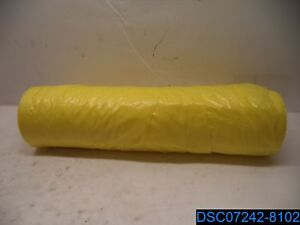 Qty 200 Popcorn Storage Bag 20 X 44 0 8 Mil Yellow 241355