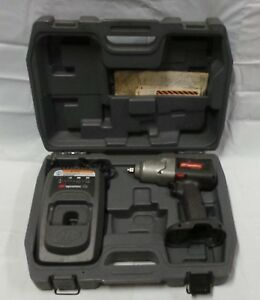 Ingersoll rand 2512 3 8in 14 4v Cordless Impact Wrench Tool Case