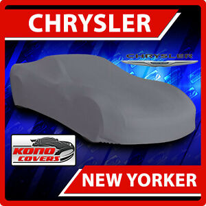 Chrysler New Yorker Car Cover Ultimate Full Custom Fit All Weather Protection