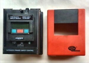 Fireye Eb700 Cleaver Brooks Boiler Flame Safeguard Base Scanner