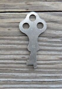 Antique Steamer Trunk Key Flat Key Number 31 Antique Trunk Key Number 31