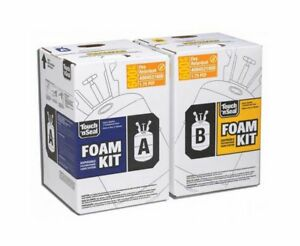 Dap 7565021601 Touch n Seal Replacement Spray Foam Insulation Kit 600