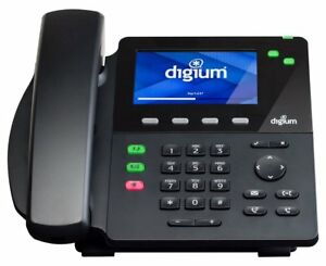 Digium D60 2 line Ip Phone With Sip Support Hd Voice 1teld060lf